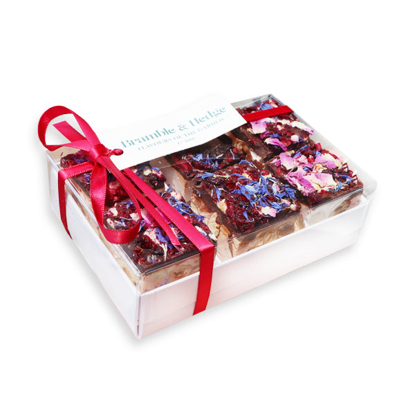 Black Forest & Sour Cherries Nougat with Dark Chocolate 6 Pack - 180g
