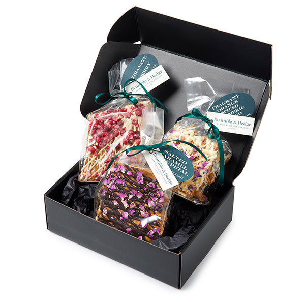 Piece Mixed Peanut Brittle Gift Box