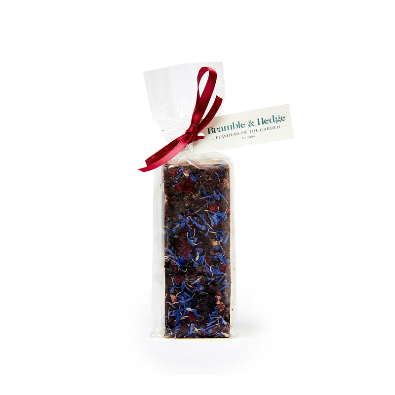 Black Forest & Sour Cherries Nougat with Dark Chocolate - 150g