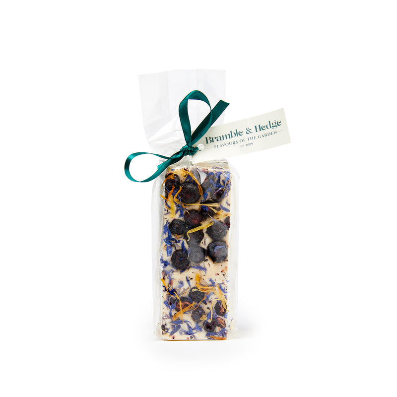 Blueberry Lemon Nougat