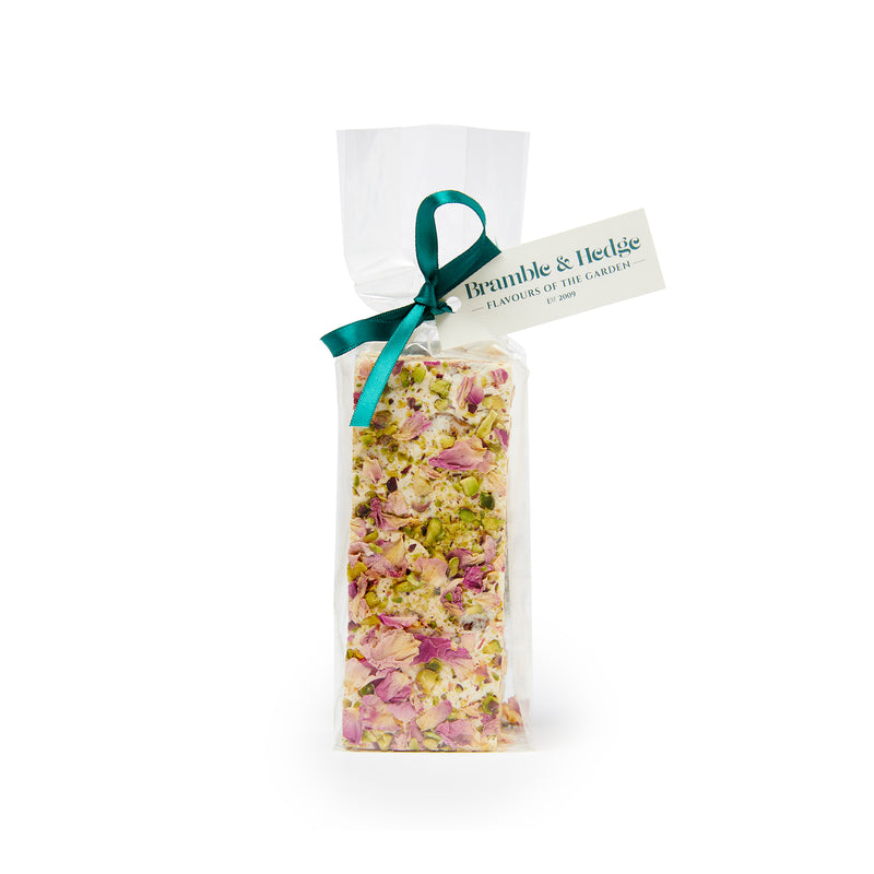 Persian Barberry & Rosewater Nougat