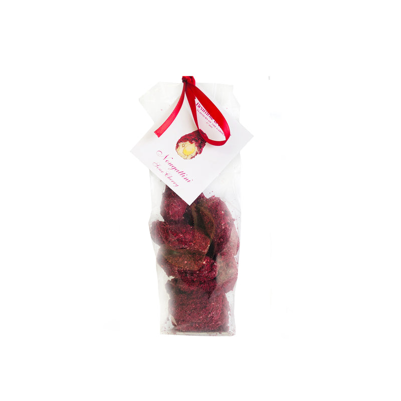Sour Cherry & White Chocolate Nougattini - 200g