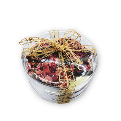 Panforte Nougat Cake + Cranberry, Orange Dark Chocolate Shards