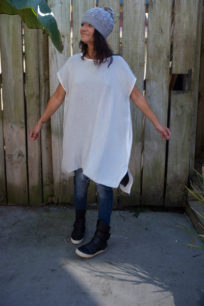 Honest John's 'I've Come Undone' Tunic