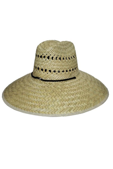 Dome Shape Wide Brim Summer Hat