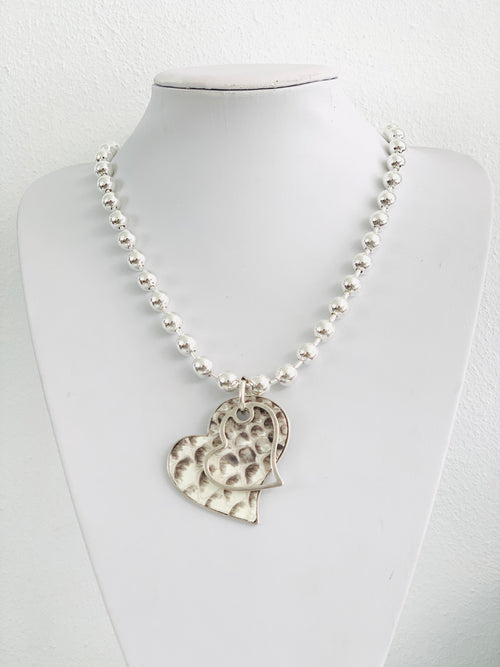 Python Heart Necklace