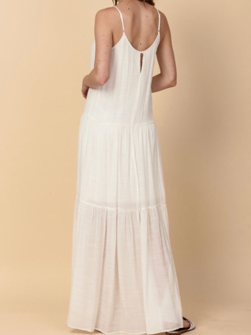 Must Have Tiered Maxi Dress