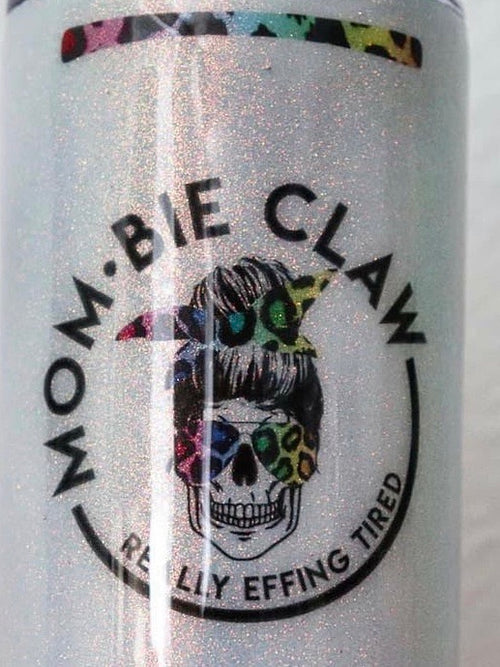 Mombie Claw Tumbler