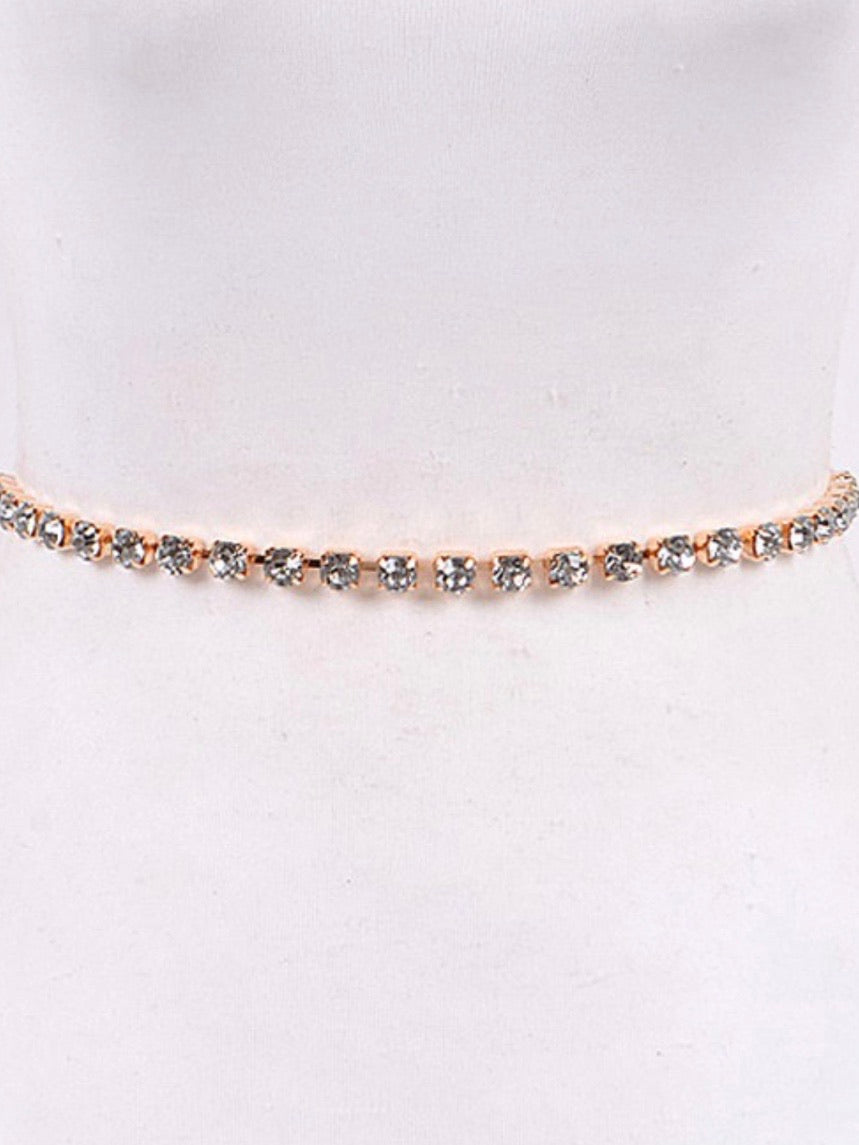 Jeweled Belt/Chain