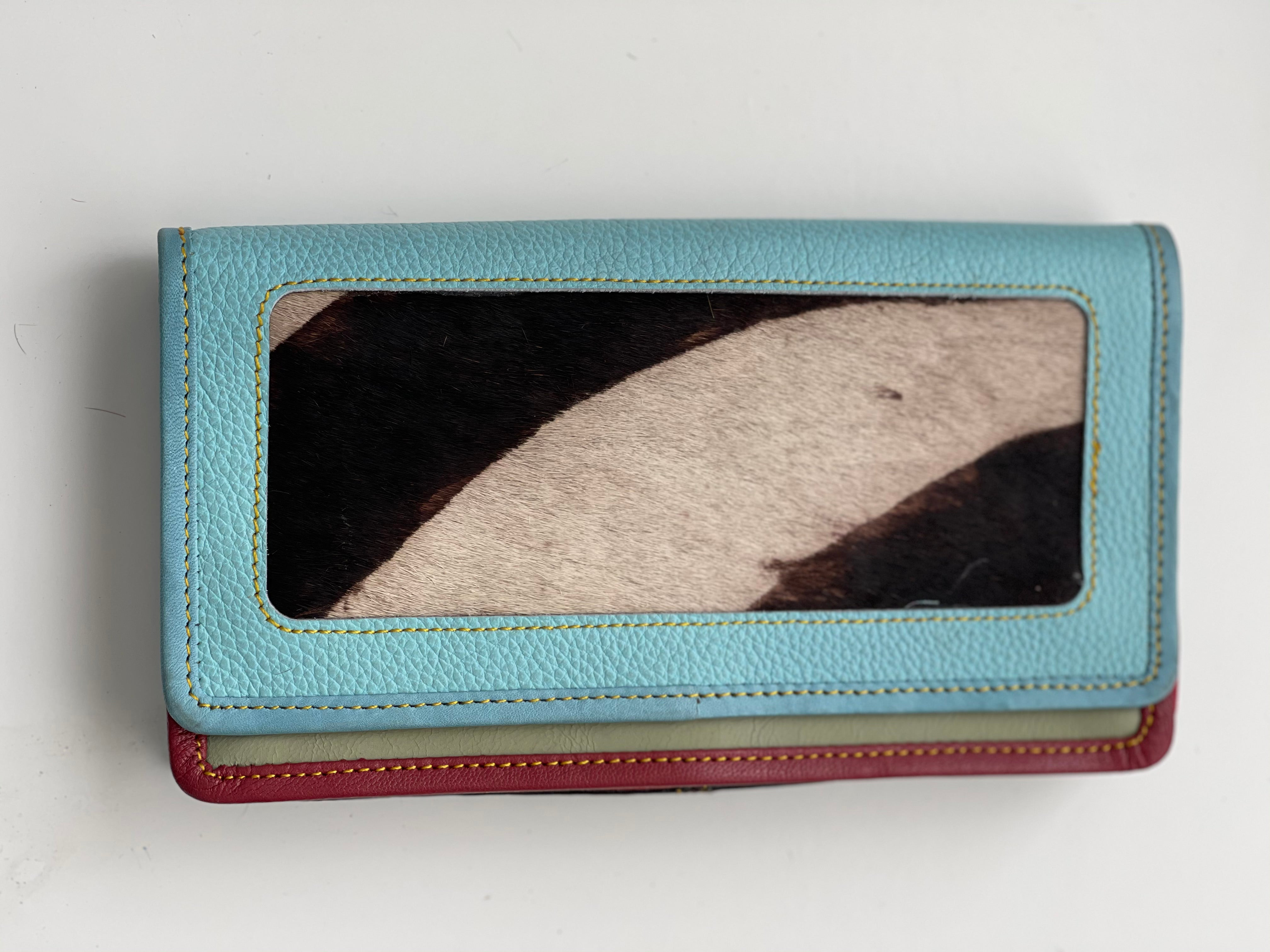 Genuine Leather Folklore Wallets