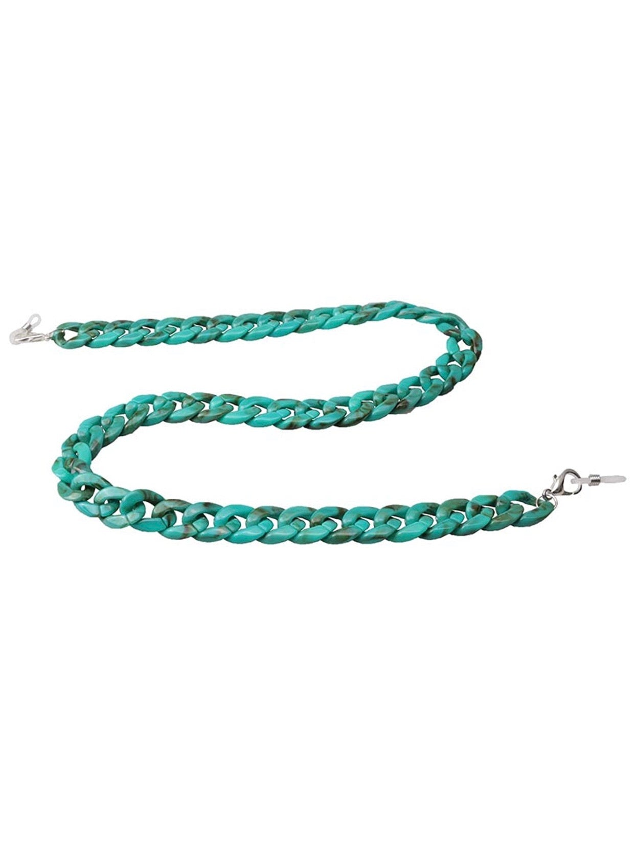 Acrylic Link Glass Chains