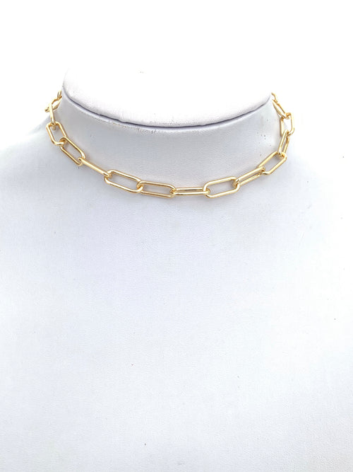Medium Size Chain Choker