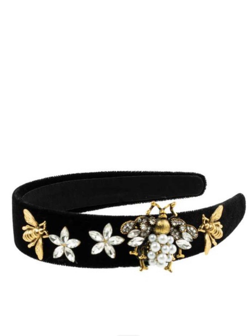 Star Bee Headband