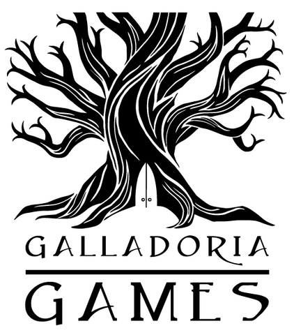 Galladoria Games Logo