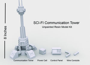 Forge Prints Communication Tower