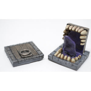 Forge Prints Mimic Trap Door Set