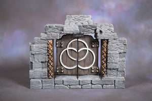 Forge Prints (PRE-ORDER) Burial Chamber Entrance
