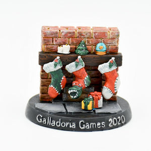 Galladoria Games 2020 Holiday Mimic Collectible