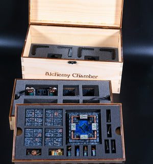 Galladoria Games Alchemy Chamber Storage Box