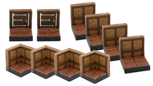 Galladoria Games Crown N Laurel Tavern Wall Pack