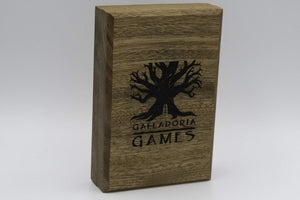 Galladoria Games magical fire glow ring