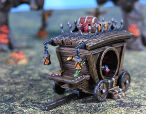 Galladoria Games Noble Carriage