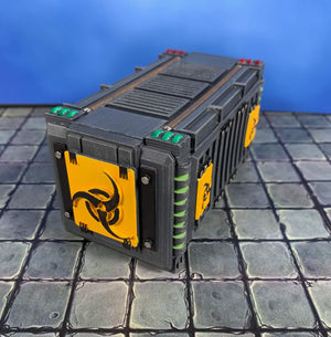 Galladoria Games Scifi cargo kit
