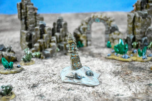 Galladoria Games Time Lost Obelisk