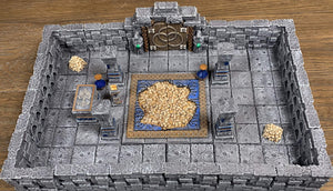 Galladoria Games Unpainted Burial Chamber