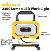 2300 Lumen Portable LED Worklight