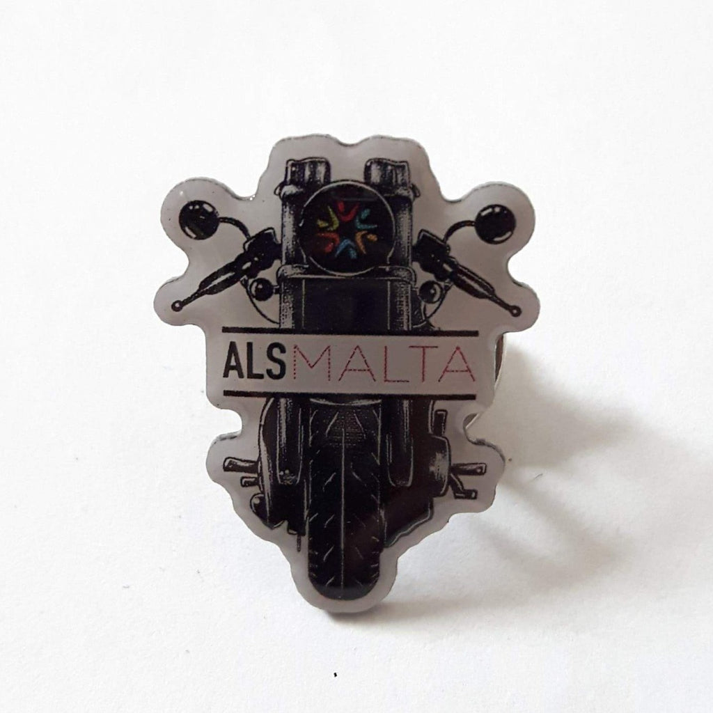Malta Bike Ride 2019 Pin