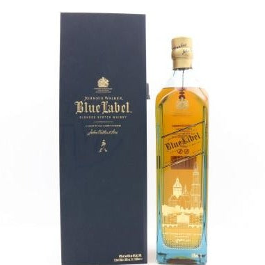Johnnie Walker Blue Label Amsterdam edition