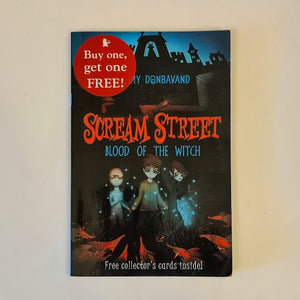 Scream Street Blood Of The Witch