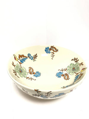 Salad Bowl / Fruit Bowl Porcelain