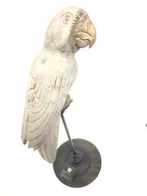 Decorative Parrot on Stand