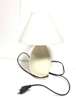 Small Beige Lampshade