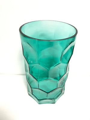 Glass Green Decorative Vase
