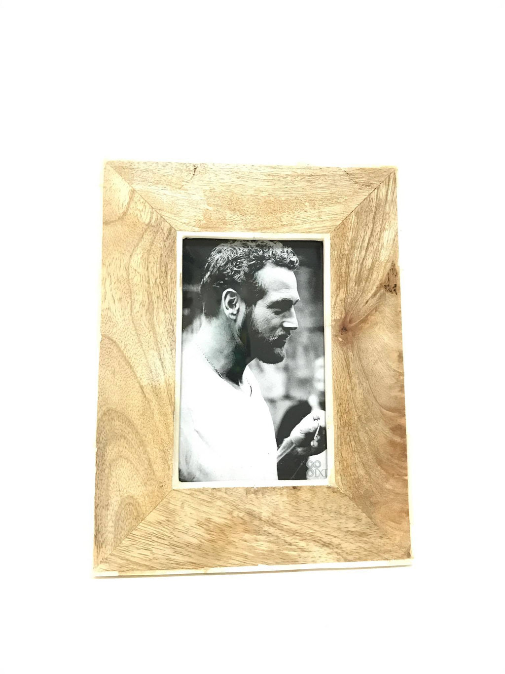 Natural Bone Ethnic Photo Frame