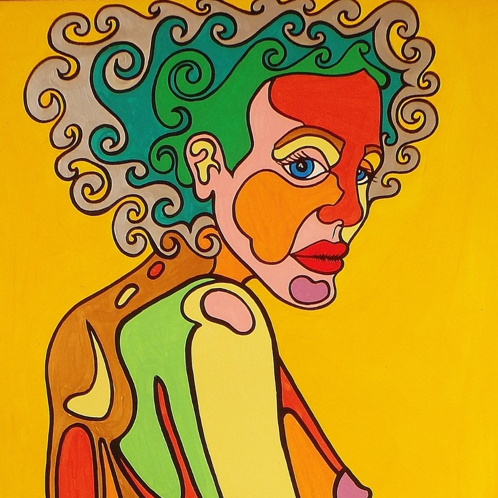 Yellow Lady