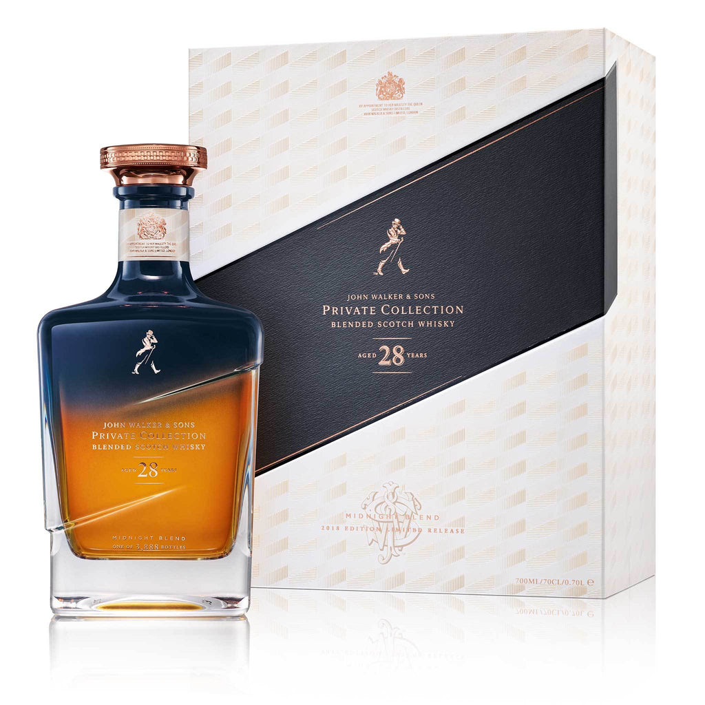 John Walker & Sons Private Collection 2018 Edition