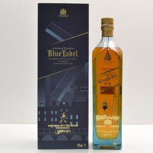 Johnnie Walker Blue Label Amsterdam Edition 1L