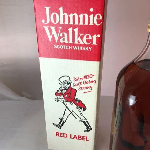Johnnie Walker Red Label - b. 1970s - 2.25 Litres