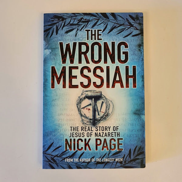 The Wrong Story of Messiah