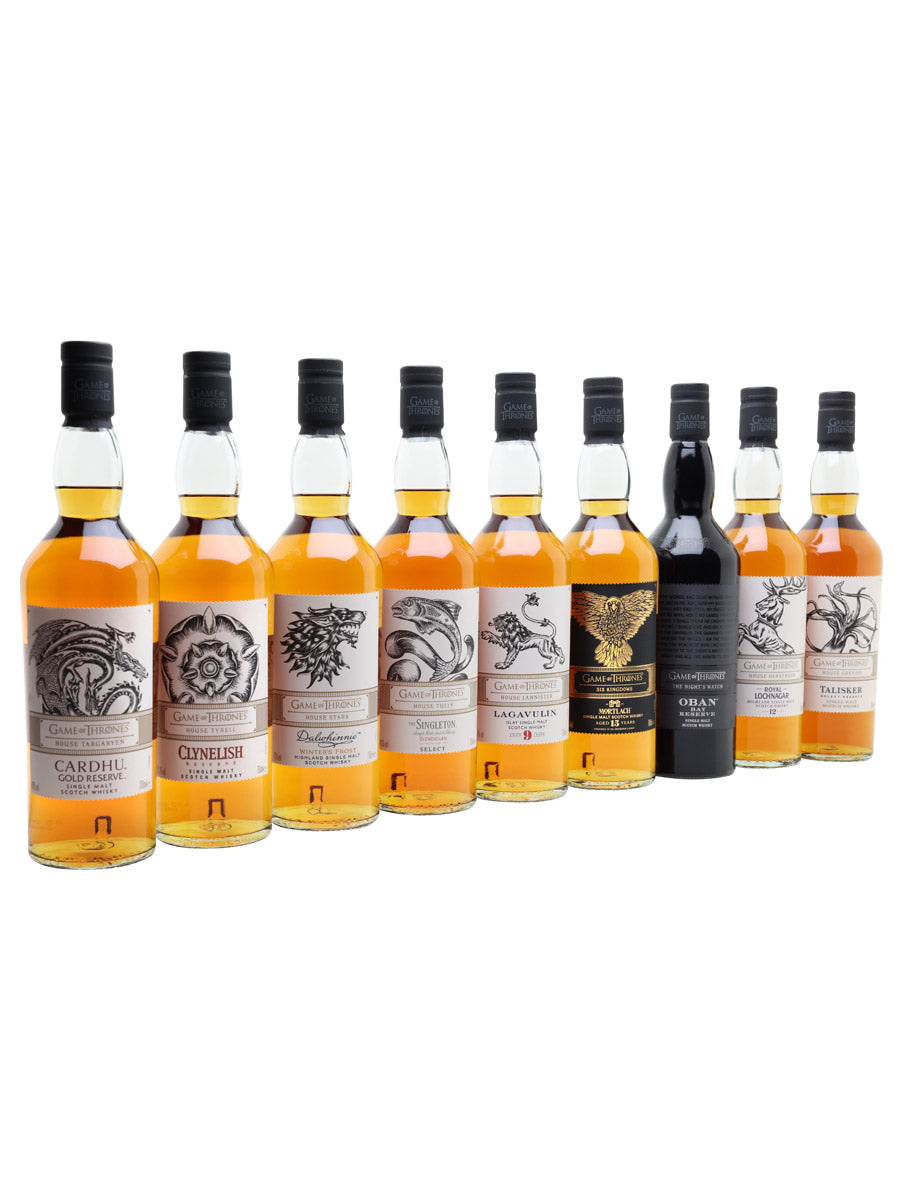 Oban Bay Reserve Game of Thrones Night's Watch