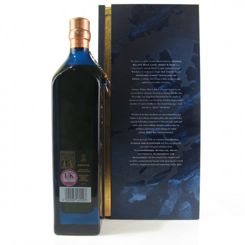 Johnnie Walker Blue Label Ghost and Rare / Brora