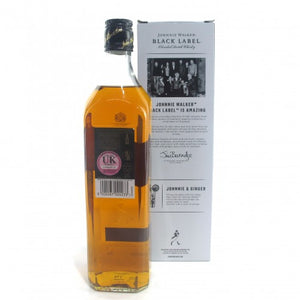 Johnnie Walker Black Label 12 Year Old / 20 Years of Diageo