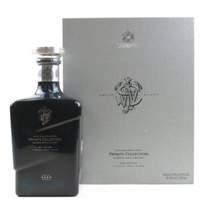 Johnnie Walker & Sons Private Collection 2014 Edition