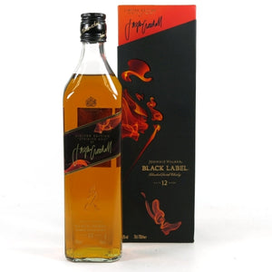 Johnnie Walker 12 Year Old Black Label Jasper Goodall Edition 70cl
