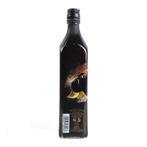 Johnnie Walker Black Label 12 Year Old Mattia Biagi Limited Edition