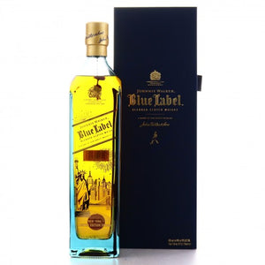 Johnnie Walker Blue Label New York Limited Edition 75cl / US Import